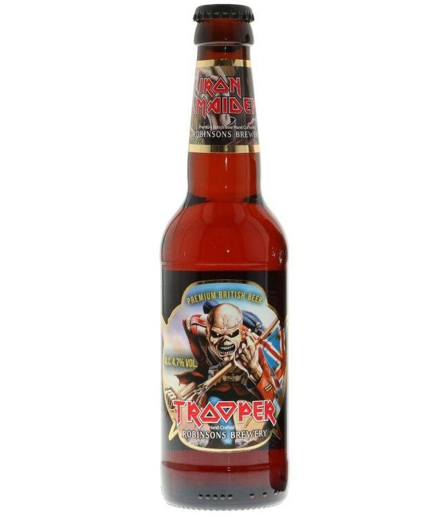 Trooper Trooper Iron Maiden 24 x 0,33 ltr
