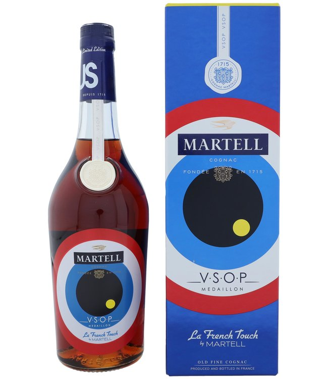 Martell VSOP La French Touch Edition