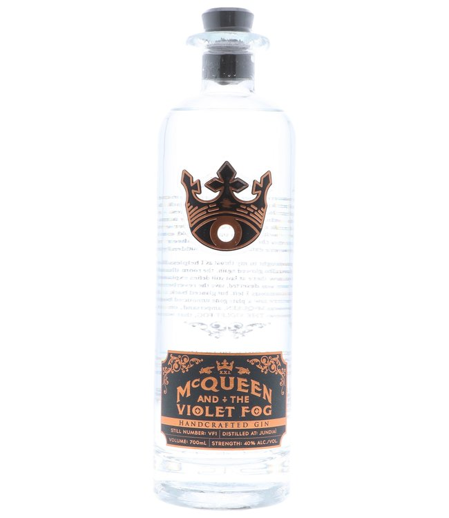 McQueen And The Violet Gin
