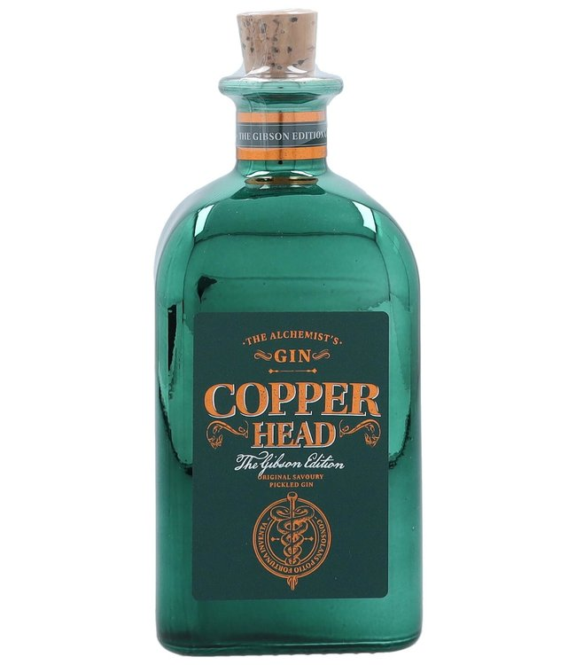 Copperhead Gin The Gibson Edition 0,50 ltr
