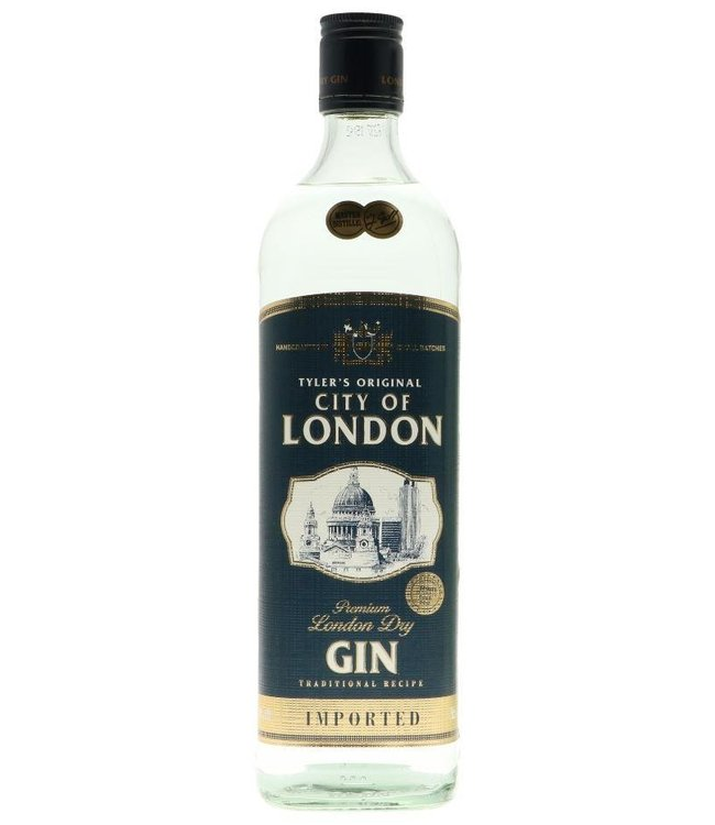 City Of London Gin