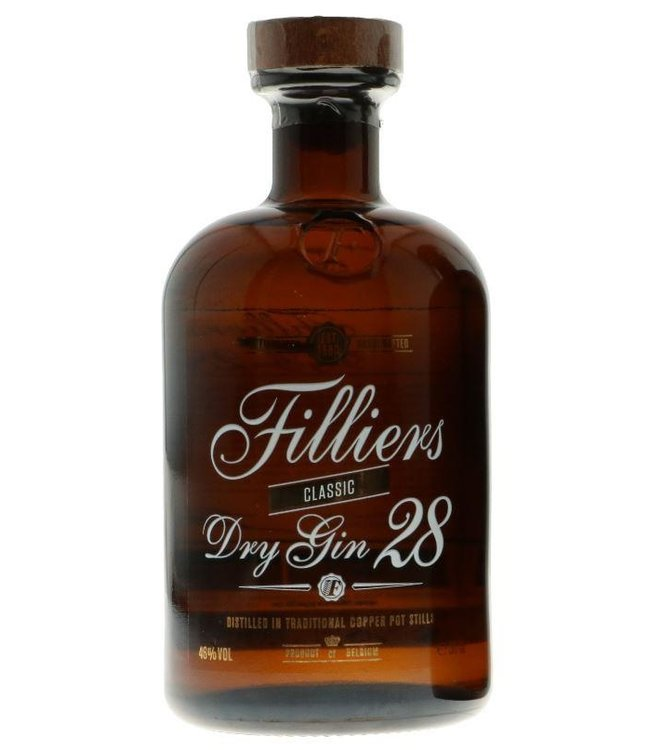 Filliers Dry Gin 28 0,50 ltr