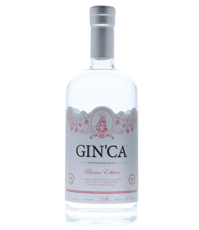 Gin'Ca Gin Berries Edition