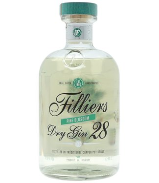Filliers Filliers Pine Tree Blossom Gin 0,50 ltr