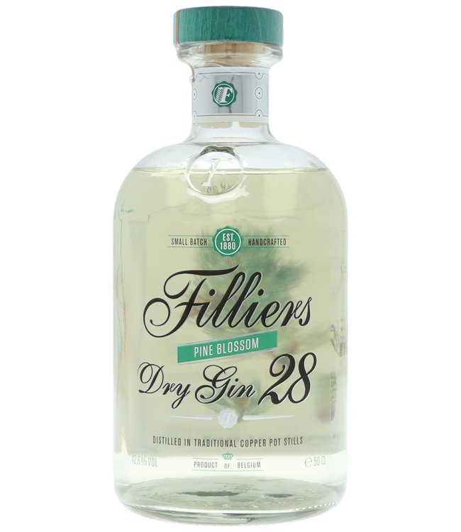 Filliers Pine Tree Blossom Gin 0,50 ltr