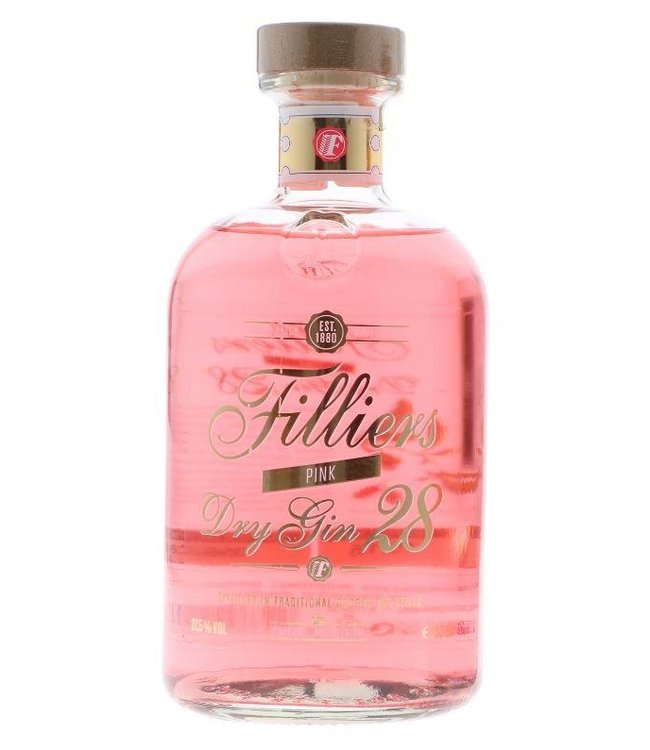 Filliers Pink Gin 0,50 ltr