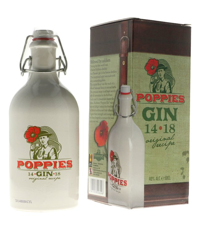 Poppies Gin 0,50 ltr