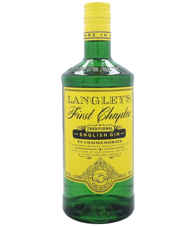 Langley's First Chapter Gin
