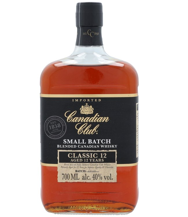 Canadian Club 12 Years Classic