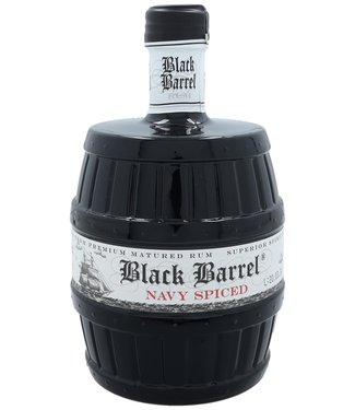 A.H. Riise A.H. Riise Black Barrel Premium Navy Spiced