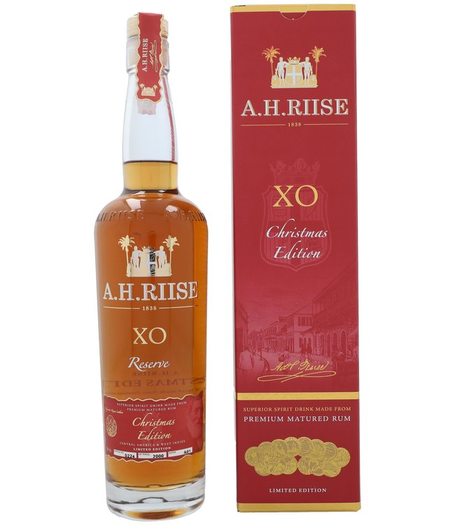 A.H. Riise XO Christmas Reserve