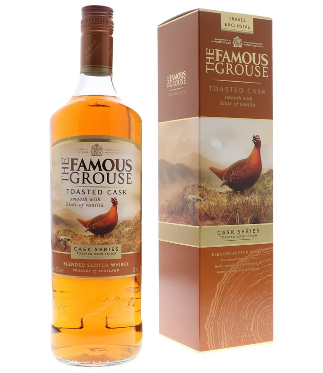 Famous Grouse Toasted Cask 1,00 ltr