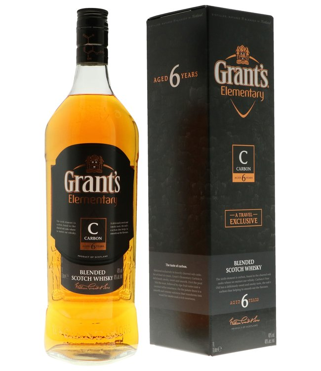 Grant's 6 Years Elementary Carbon 1,00 ltr