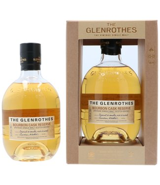 Glenrothes The Glenrothes Bourbon Cask Reserve