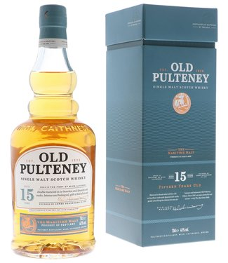 Old Pulteney Old Pulteney 15 Years