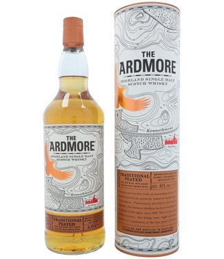Ardmore Ardmore Traditional Peated 1,00 ltr