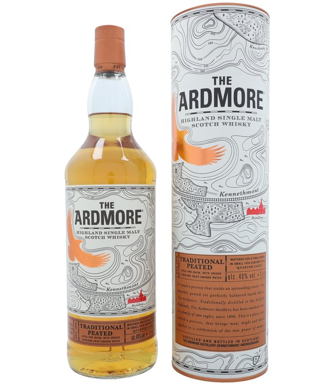 Ardmore Traditional Peated 1,00 ltr