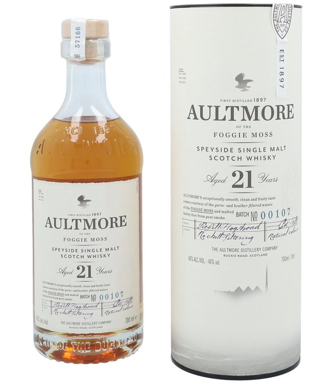 Aultmore 21 Years