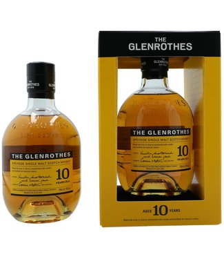 Glenrothes The Glenrothes 10 Years
