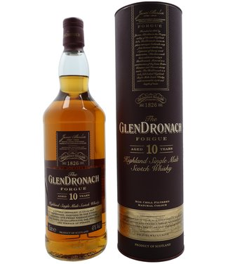 Glendronach The Glendronach 10 Years Forgue 1,00 ltr