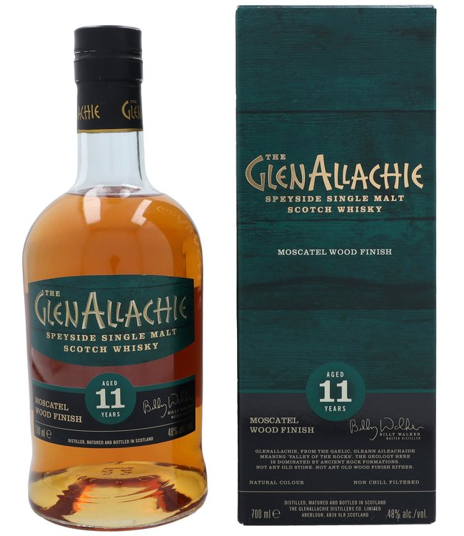 Glenallachie 11 Years Moscatel