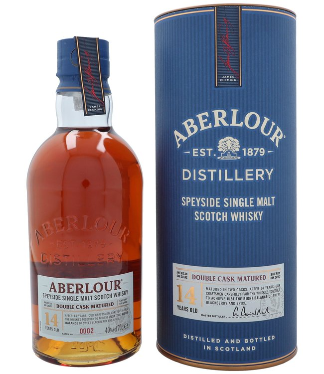 Aberlour 14 Years Double Cask Matured