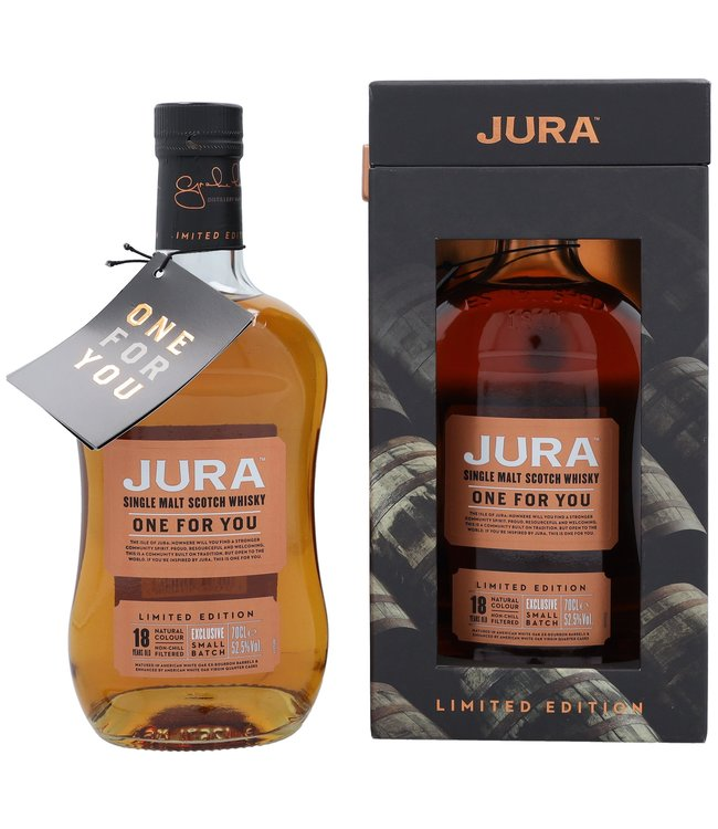 Isle of Jura 18 Years One For You