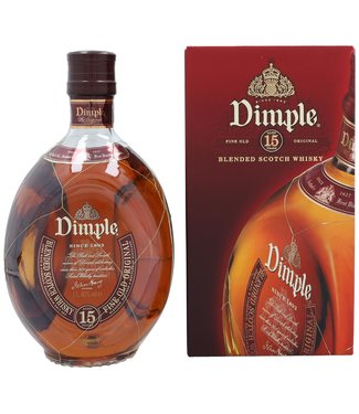 Dimple Dimple 15 Years 1,00 ltr
