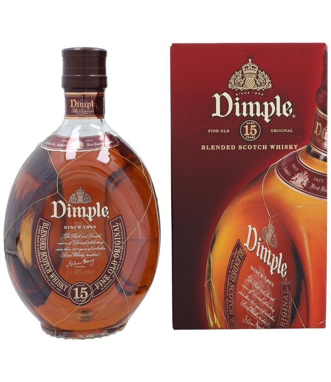 Dimple 15 Years 1,00 ltr
