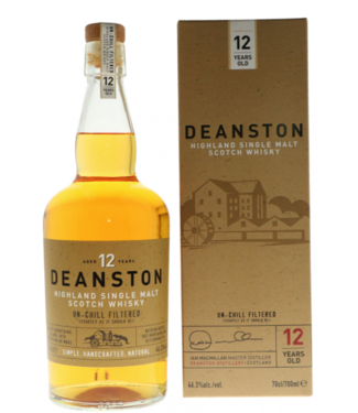 Deanston Deanston 12 Years Un-Chill Filtered