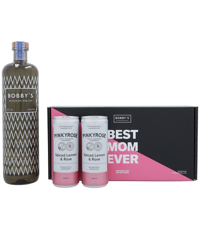 Bobby's Mother's Day Giftpack