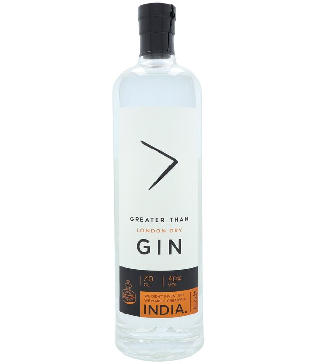 Greater Than London Dry Gin 0,70 ltr