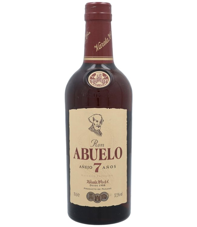 Abuelo 7 Years 0,70 ltr