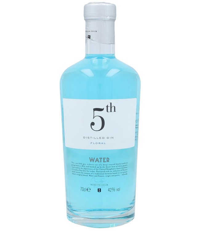 5th Gin Water 0,70 ltr