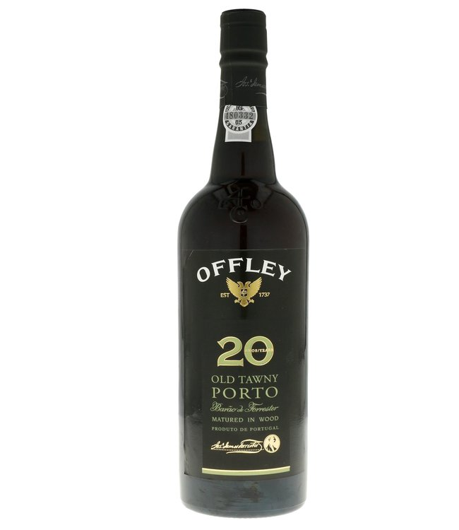 Offley 20 Years 0,75 ltr 20%
