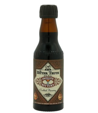 Bitter Truth Bitter Truth Aromatic Old Time 0,20 ltr 39%
