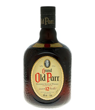 Old Parr Grand Old Parr 12 Years 1,00 ltr 40%