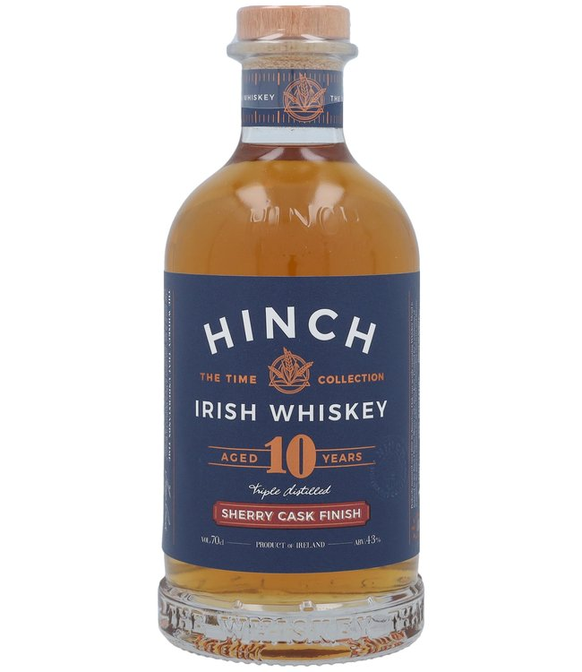 Hinch 10 Years The Time Collection 0,70 ltr 43%