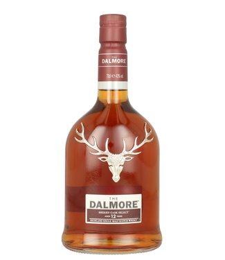 The Dalmore The Dalmore 12 Years Sherry Cask 0,70 ltr 43%