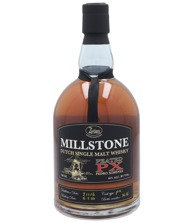 Millstone Peated PX 0,70 ltr 46%