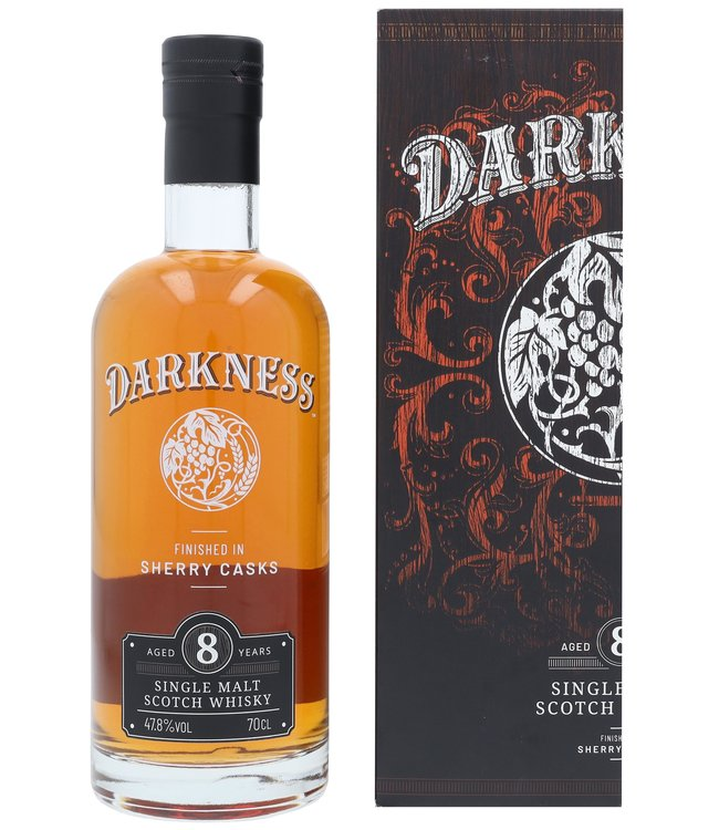 Darkness 8 Years 0,70 ltr 47,8%