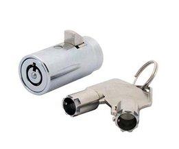 Lockpick Ersatzschloss-Set Tubularschloss