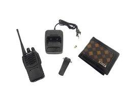 Lockpick Spion Audio-Empfänger Brieftasche