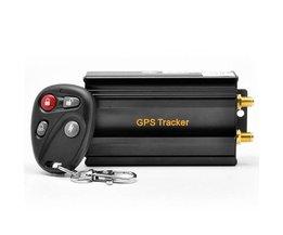 Lockpick Auto GPS Tracker