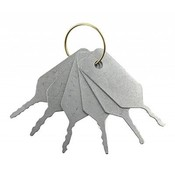 SouthOrd Mini jiggler Schlüssel-Set