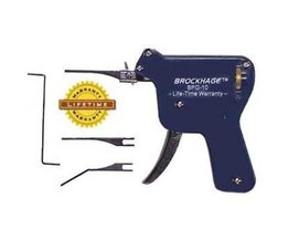 Brockhage Pick Pistole/Lockpicking gun