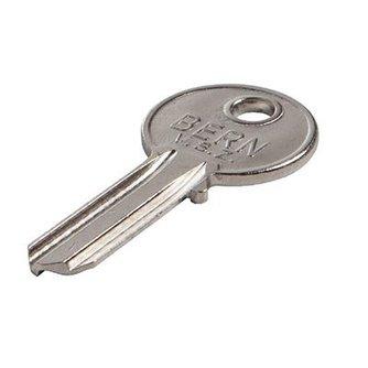 66 blanco sleutelbitjes