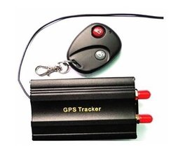GPS Tracker Auto Inbouw