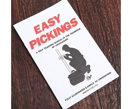 Easy Pickings Boekje