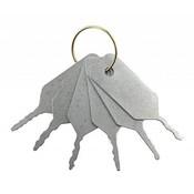 Mini Jiggler Sleutel Set